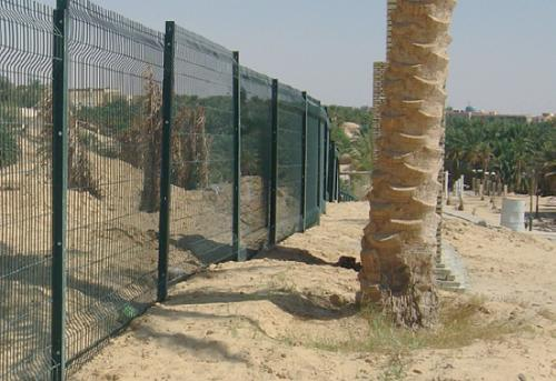 Residential fences CLR