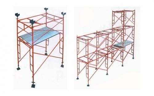 Scaffolding Frame System (Korean model )